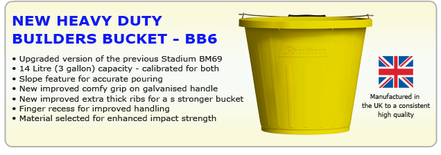 BB6 Builders Bucket