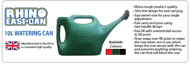 Rhino Easi Can Watering Can