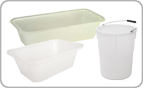 Plasterers' Baths and Buckets