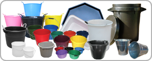 Flexi Tubs and Buckets
