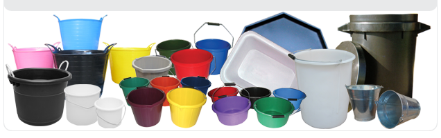 Stadium Building Products - Buckets and Tubs